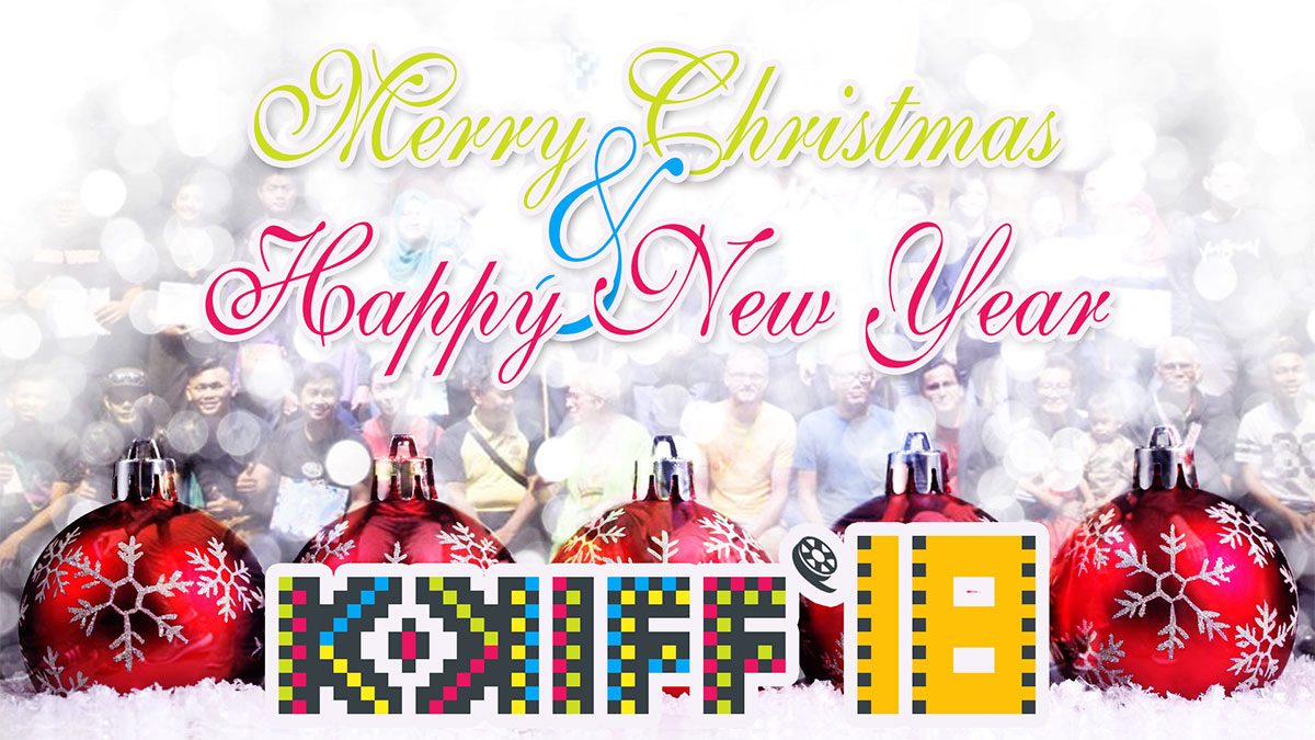 Merry Christmas and Happy New Year from the KKIFF! – Kota Kinabalu ...